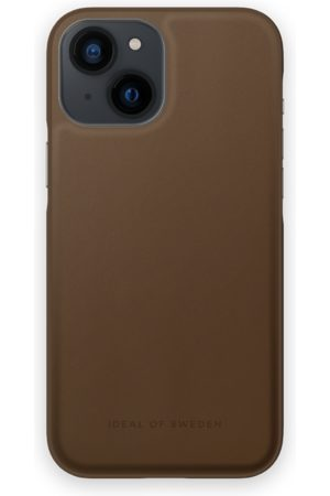 IDEAL OF SWEDEN Atelier Case iPhone 13 Mini Intense Brown