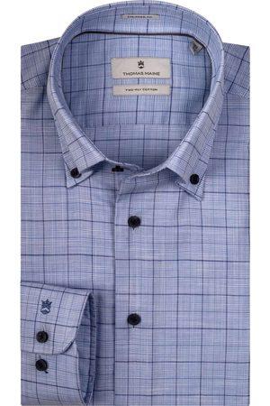Thomas Maine Duke Tailored Fit Overhemd , Ruit