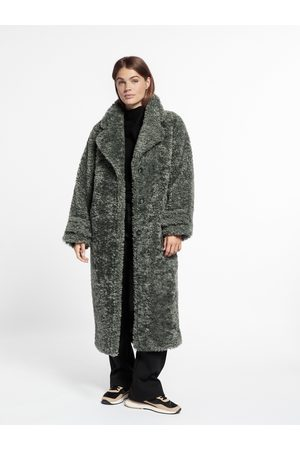 beaumont Oversized teddy - Soft Green 34