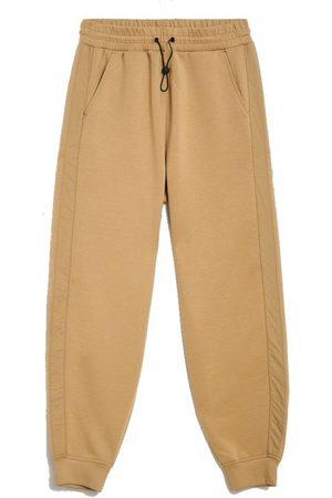 Diadora Dames Broeken & Jeans - Pant Urbanity Beige