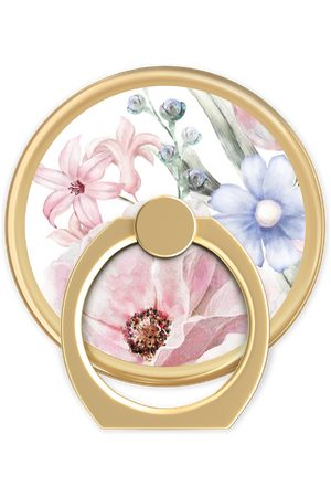 IDEAL OF SWEDEN Dames Telefoon - Magnetic Ring Floral Romance