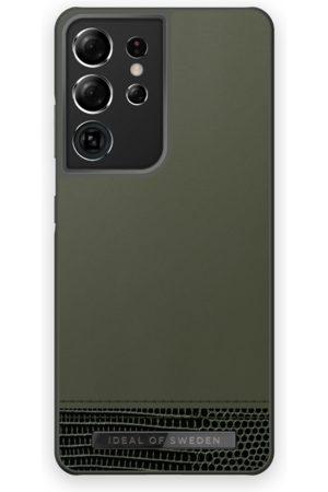 IDEAL OF SWEDEN Telefoon - Atelier Case Galaxy S21U Metal Woods