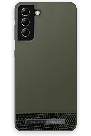 IDEAL OF SWEDEN Telefoon - Atelier Case Galaxy S21 Plus Metal Woods