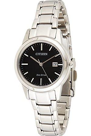 Citizen Dames analoog kwartshorloge met roestvrij stalen armband FE1081-59E