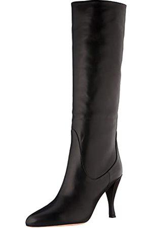 HUGO BOSS 50462185, Overknee-laarzen dames 38.5 EU