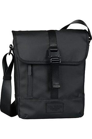 TOM TAILOR Heren BASTIAN Flap Bag M no zip, , M