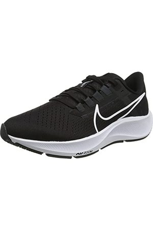 Nike Air Zoom Pegasus 38, gymschoenen voor heren, Antraciet Volt, 44 EU
