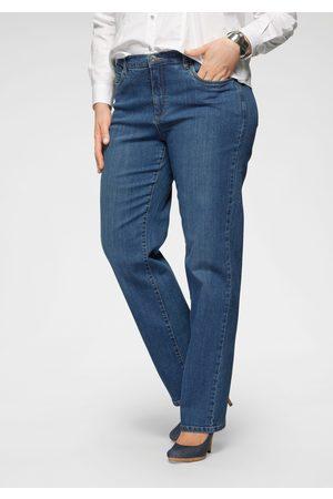 Arizona Dames Straight - Straight jeans Met comfortabele elastische band High Waist
