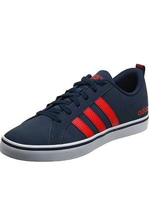 adidas VS Pace Sneakers voor heren, Collegiate Navy Core Red S17 Ftwr White, 46 EU