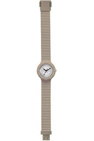 Hip Dames analoog kwarts horloge met siliconen armband HWU0649