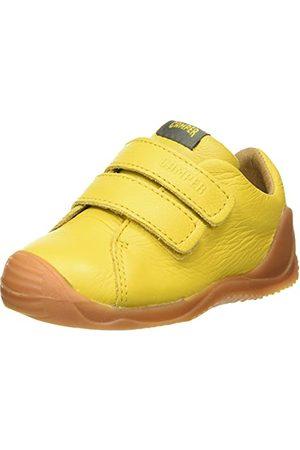 Camper Unisex Dadda Fw Sneakers voor kinderen, Medium Yellow, 21 EU