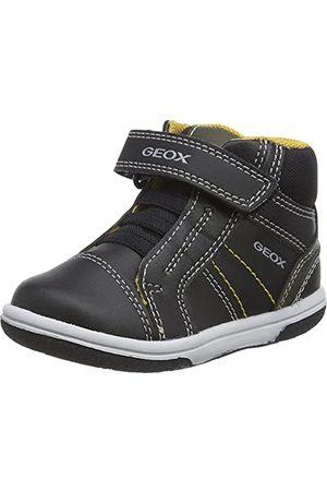 Geox Jongens B Flick Boy A sneakers, Black Dk , 27 EU