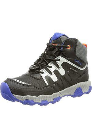 Geox J16ACA0CEFU, hoge sneakers jongens 33 EU