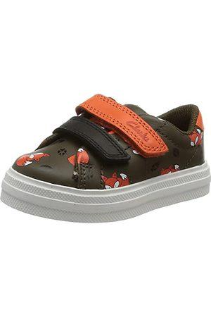Clarks 261619347, Sneaker jongens 27 EU