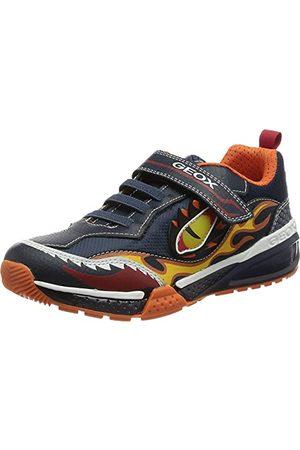 Geox J16FEB0BU11, Sneaker jongens 34 EU