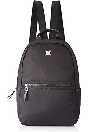 Munich Clever Backpack Large Black, Bags voor dames, groot