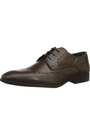 Silver Street Canberra Derby schoen voor heren, BRON, 42 EU