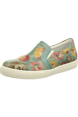 Dogo Jongens Outdoorschoenen - Lucca, sneakers, meerkleurig, 34 EU
