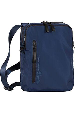 TOM TAILOR Heren Davi Cross Bag S, S, Dark Blue, Small