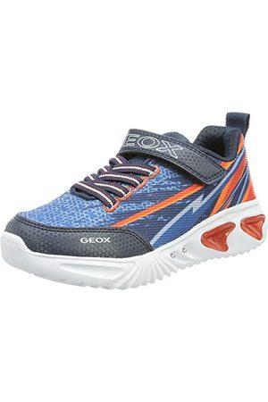 Geox J16DZA0FUCE, Sneaker jongens 27 EU
