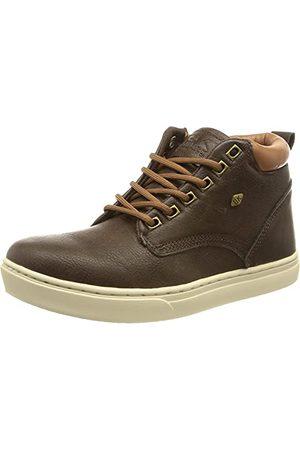 British Knights Wood sneakers, DK Brown/Cognac, 34 EU