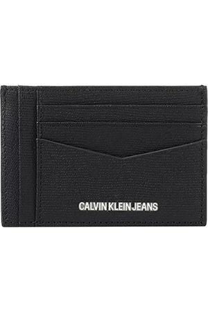 Calvin Klein Heren Portemonnees - Heren Denim Collectie Accessoire-Travel Portemonnee, , One Size