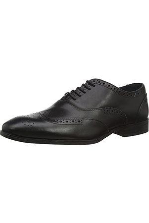 Silver Street Oxford Brogue schoen voor heren, , 47 EU