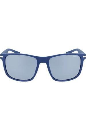 Nautica Zonnebril voor heren, Mat marineblauw, Eén maat