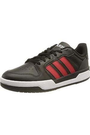 adidas Entrap herensneakers, meerkleurig (negbás Escarl carbon), 42.5 EU