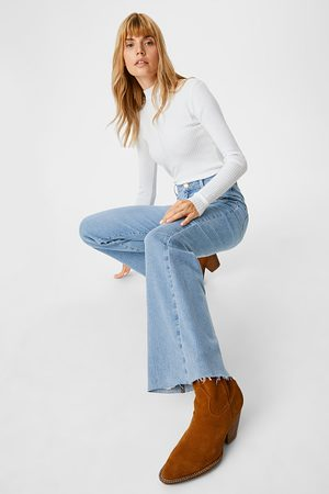 C&A Dames Bootcut - Jinglers-flare jeans