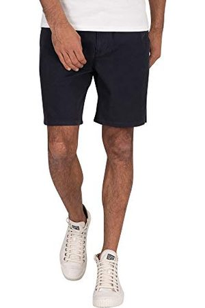 Superdry Heren Sunscorched Chino Short, (Middernacht Navy 56t), S
