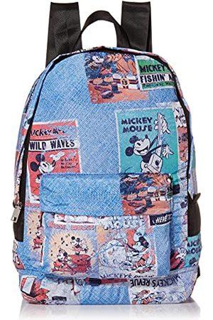 Desigual Womens BACK_MICKEY FÖ Backpack, Blue, U