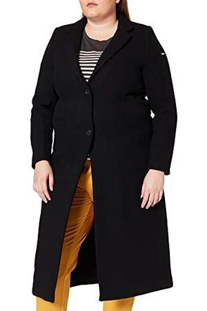 Superdry Dames Studios Quilt Wool Crombie Jacket