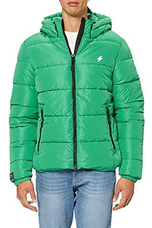 Superdry Heren Hooded Sports Puffer Jacket