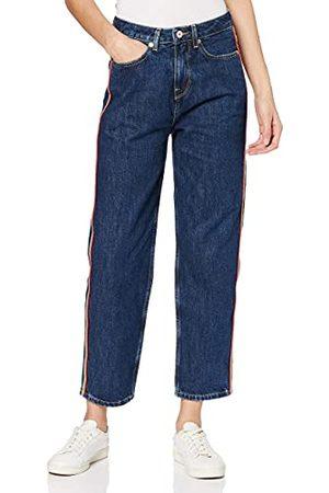 Benetton Dames Pantalone Straight Jeans
