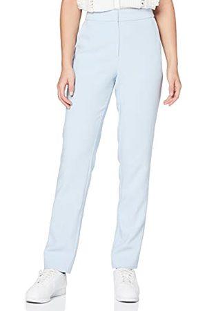 Tommy Hilfiger Dames Core Suiting Slim Pant, woestijn hemel, 62 NL (Regulier)