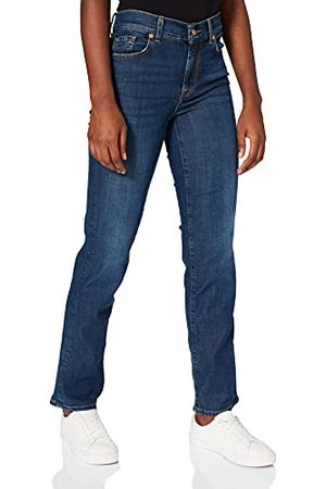 7 for all Mankind Dames Straight Kind to The Planet Betterment Jeans