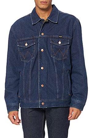 Wrangler Reversible Denim Jacket voor heren.