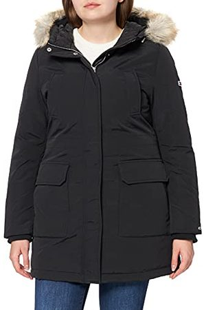 Tommy Jeans Dames Tjw Technical Down Parka