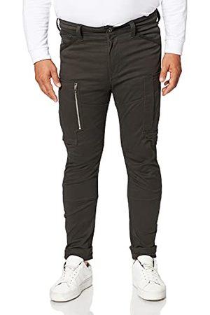 G-Star Flight Cargo 3D Skinny Casual Pants voor heren, Asfalt C105-995, 33W x 30L