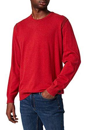 Pierre Cardin Gebreide trui met ronde hals voor heren.