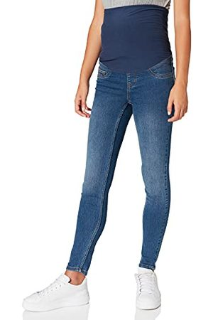 BESTSELLER Dames MLAMY Skinny V. Jeggings, Medium Blue Denim, Normaal