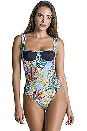 Gianni Kavanagh Dames Body's - Dames Tropical Baroque Body Onderhemd, , M