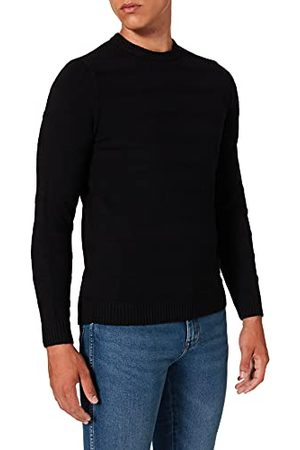 Superdry Heren Studio Stripe Knit Crew Sweater Sweater