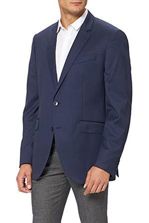 Hackett Heren PLAIN WOOL TWILL JKT Jacket, 5CRBRIGHTNAVY, 34
