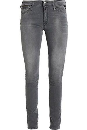 Replay Zackie Straight Jeans voor dames