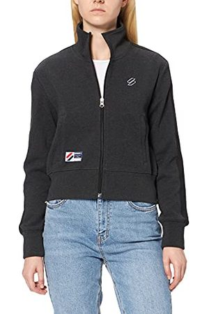 Superdry Dames Code Track Jacket Cardigan Sweater