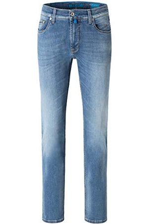 Pierre Cardin Lyon Futureflex Stretch Denim Tapered Fit Jeans voor heren, (67), 44W x 32L