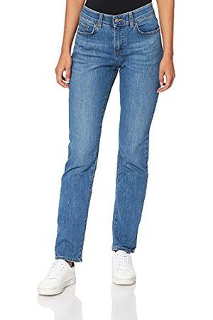 Lee Dames Comfort Denim Straight Jeans