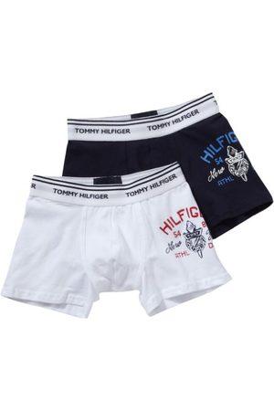 Tommy Hilfiger Jongens Boxershort 2 Pack 1187901121 / Keegan 2 Pack Boyshort, meerkleurig (991 multi), 116 cm